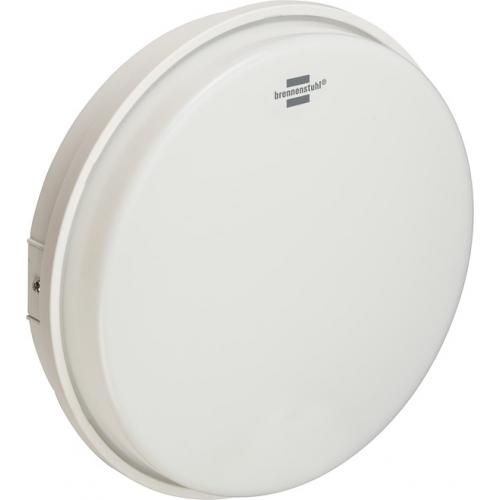 Lampe LED Hublot ronde RL 1600 1600lm, IP65, blanc