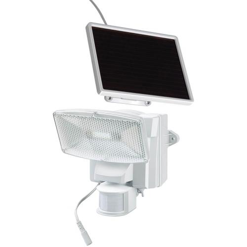 Lampe LED solaire SOL 80 plus IP44 avec détecteur de mouvements infrarouge