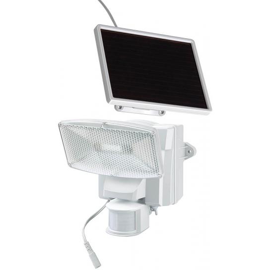 Lampe LED solaire SOL 80 plus IP44 avec détecteur de mouvements infrarouge 8xLED 0,5W