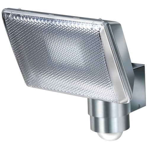 Projecteur LED Alu L2705 PIR IP44