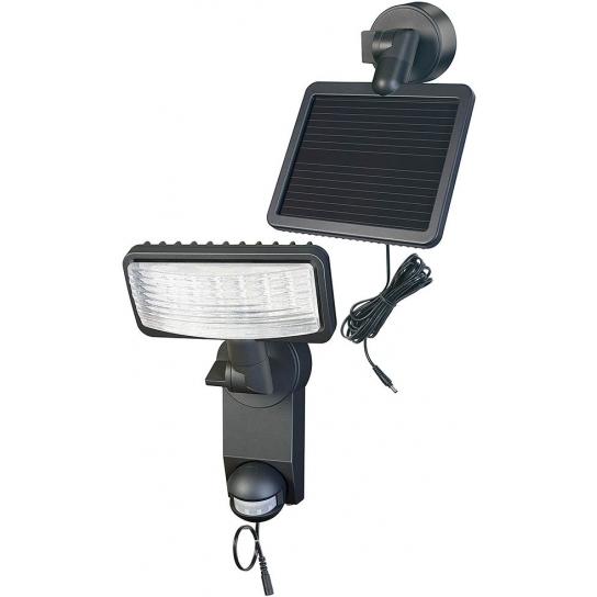 Lampe LED Solaire Premium SOL LH0805 P2 IP44 avec détecteur de mouvements infrarouge 8xLED 0,5W