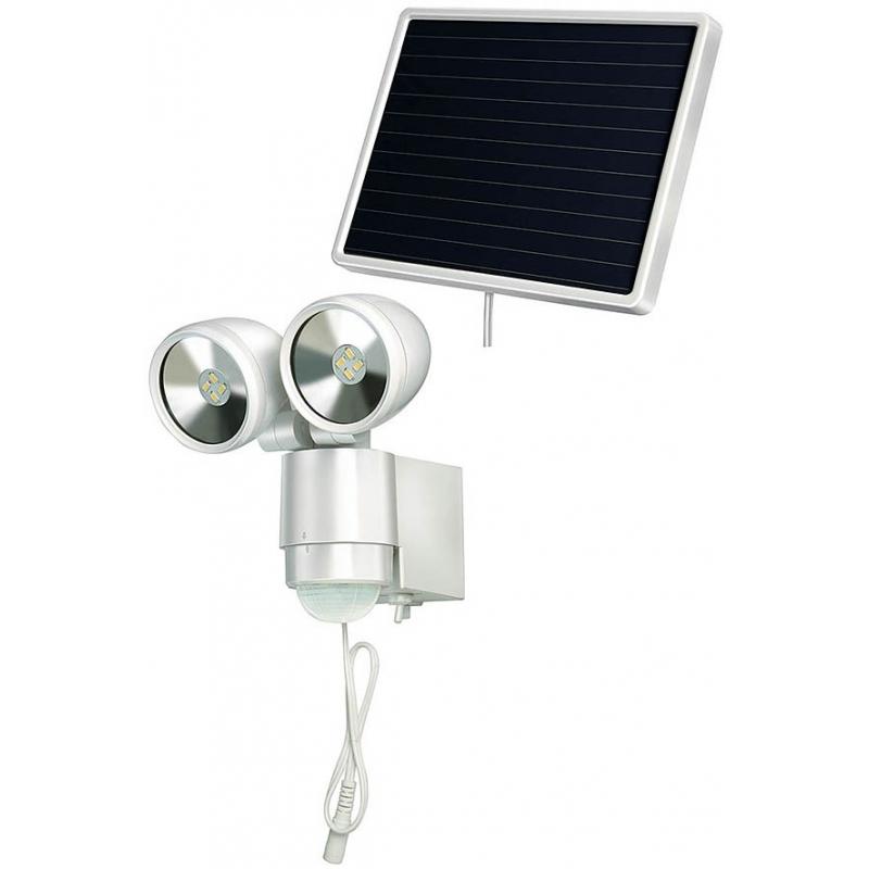Led Solaire Détecteur De Sol Infrarouge Spot Lampe Ip44 Mouvements 2x4 Avec N8OkZwn0PX