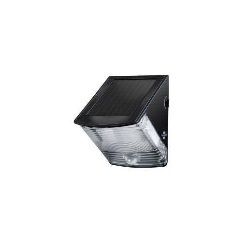 Lampe LED murale solaire SOL 04 plus IP44 avec détecteur de mouvements infrarouge 2xLED 0,5W