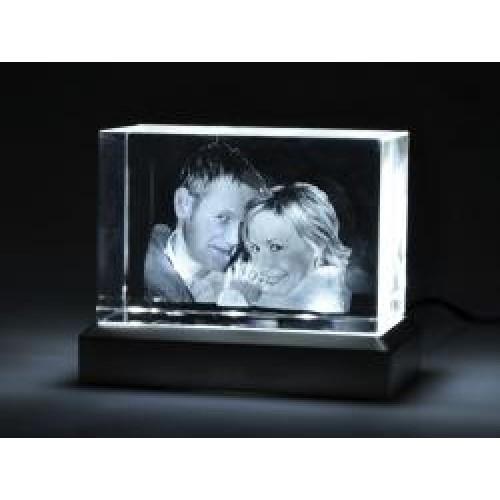 Photo 3D Laser 80x50x50mm en R80