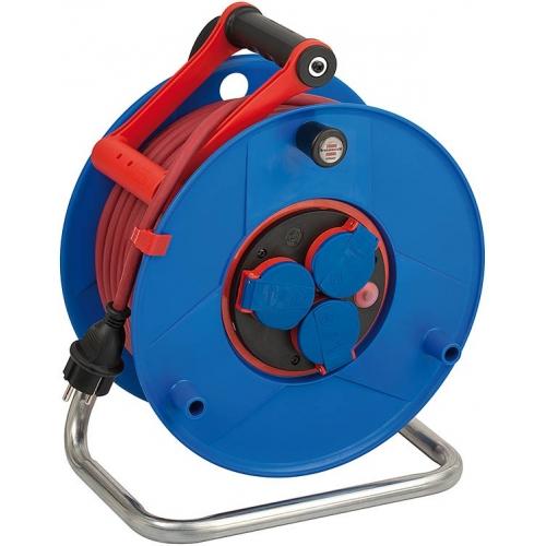 Enrouleur-prolongateur Garant  Bretec IP44 40m H07RN-F 3G1,5