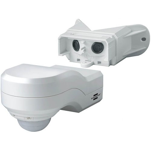 Détecteur de mouvement infrarouge PIR 240 IP44 blanc