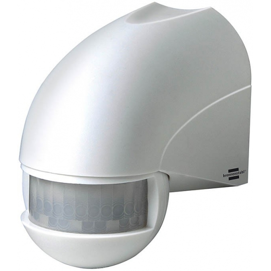 Détecteur de mouvement infrarouge PIR 240 IP44 anthracite