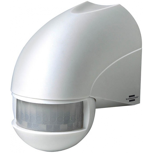 Détecteur de mouvement infrarouge PIR 110 IP44 Blanc