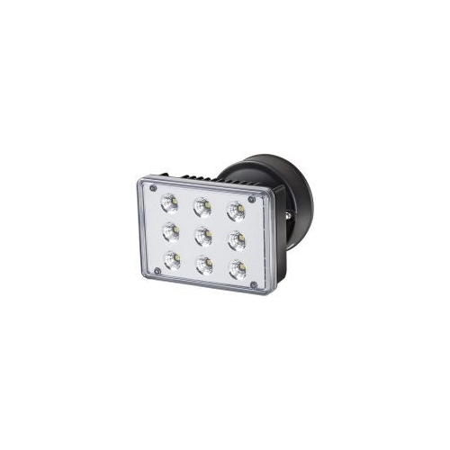 Projecteur LED Duo Premium City SV5405 PIR IP44 avec détecteur de mouvements infrarouge