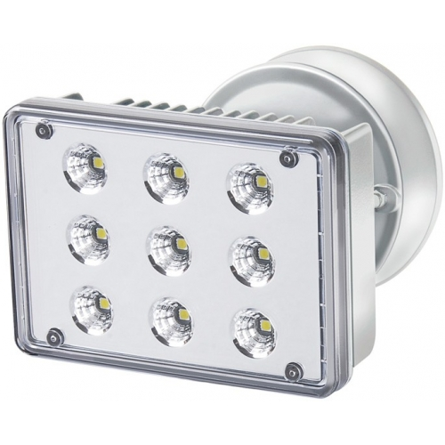 Projecteur à LED Premium City SH2705 PIR IP44 avec détecteur de mouvements infrarouge