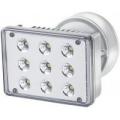 Projecteur à LED Premium City SH2705 PIR IP44 avec détecteur de mouvements infrarouge