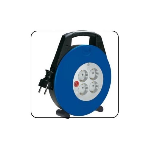Vario Line noir/bleu 5 m H05VV-F 3G1,0