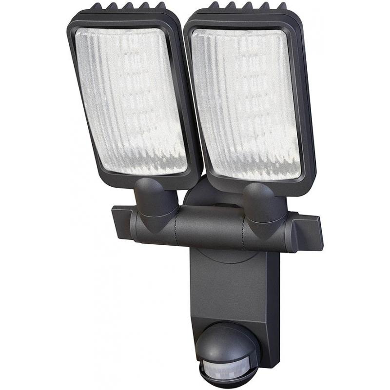 Lampe Lv5405 Premium Détecteur Duo Led Ip44 De Pir Avec City Nk8wXnO0P