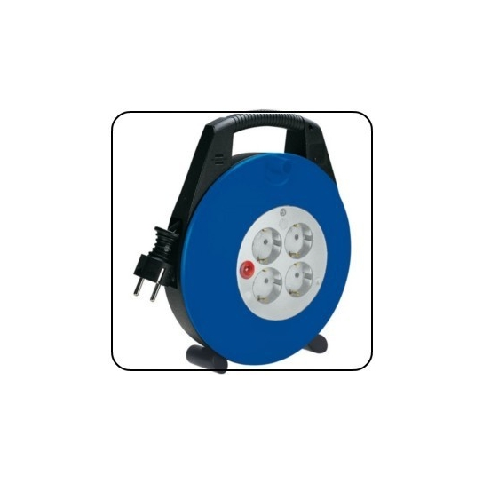 Vario Line noir/bleu 20 m H05VV-F 3G1,0