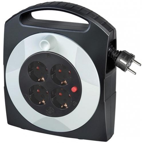 Primera-Line Box 4 prises, blanc 10m H05VV-F 3G1,5