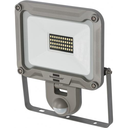 Spot à LED JARO 3000 P avec détecteur de mouvement infrarouge 2930lm, 30W, IP44
