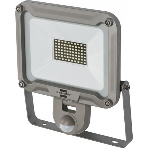 Spot à LED JARO 5000P avec détecteur de mouvement infrarouge 4770lm, 50W, IP44