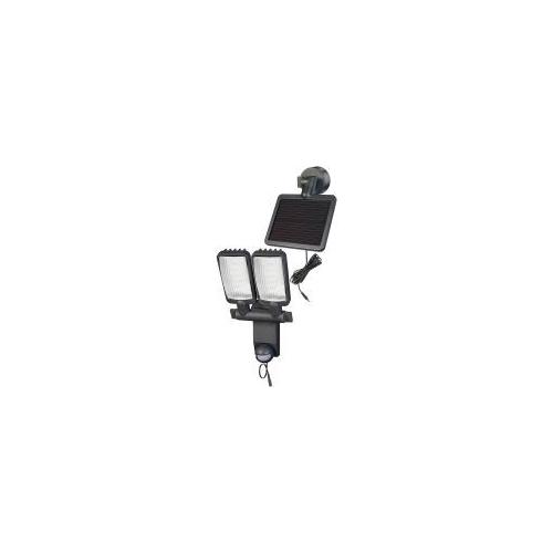Lampe LED Solaire DUO Premium SOL LV1205 P2 IP44 avec détecteur de mouvements infrarouge 12xLED 0,5W
